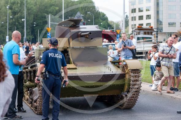 Polish Tank 7TP