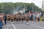 Image of parade. Polish Armed Forces Day