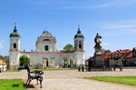 Image of Tykocin. Tykocin, Poland – town square