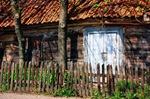 Image of shack. Ramshackle shack