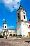 Image of church. Tykocin in Poland, Church of the Holy Trinity