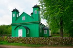 Image of mosque. Mosque in Kruszyniany. Poland