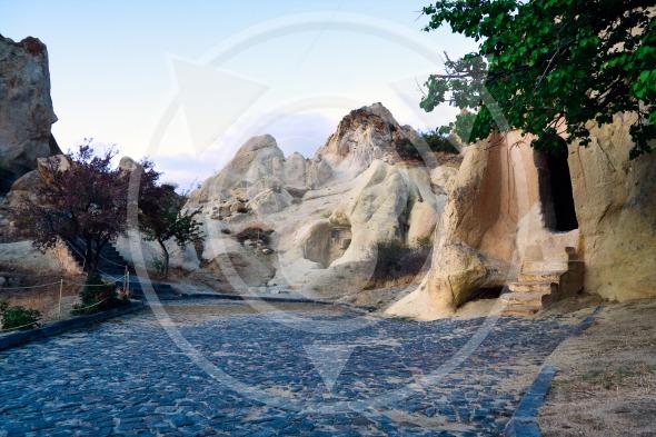Cappadocia, christian churches in caves