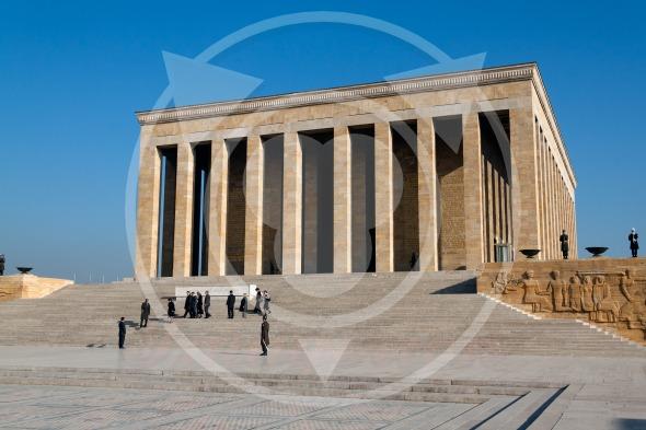 Mustafa Kemal Ataturk Mausoleum, Ankara
