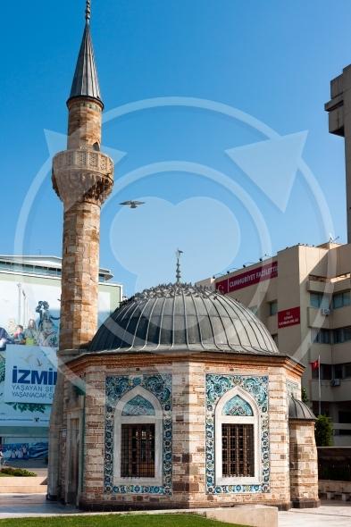 Yali Mosque called Konak Mosque, Izmir