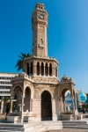 Image of tower. Izmir, Clock Tower, Ottoman architecture