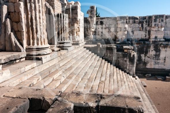Temple of Apollo in Didyma, Turkey