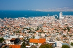 Image of Turkey. Izmir City, Turkey. Agora in the center