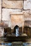 Image of fountain. Smyrna, Izmir