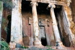 Image of Lycia. Tomb of Amyntas, Lycian tombs in Fethiye, Turkey