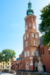 Image of Radom. Church of Saint John the Baptist in Radom City