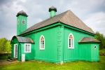 Image of Tatar. Wooden mosque in Kruszyniany