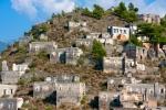 Image of Fethiye. Kayakoy village near Fethiye, Turkey