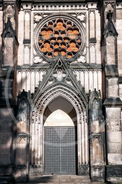 Lodz City, Gothic Chapel, Poland