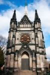 Image of chapel. Karl Scheibler's Chapel, Lodz City
