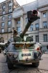 Image of howitzer. Dana 152 gun howitzer