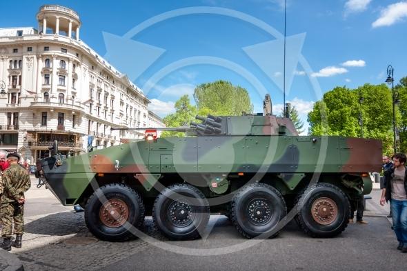Infantry fighting vehicle Rosomak