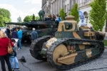 Image of Renault. Tank Renault FT