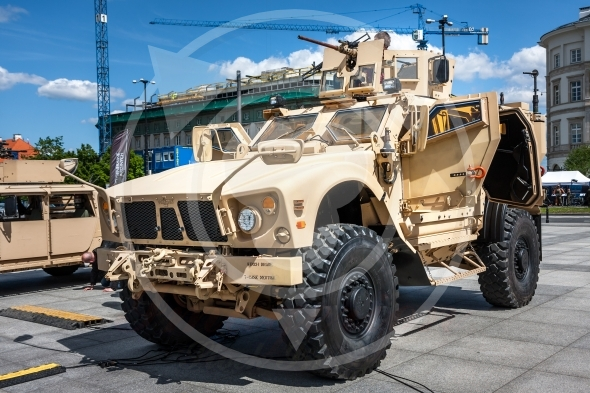 Oshkosh M-ATV MRAP, mine resistant ambush protected