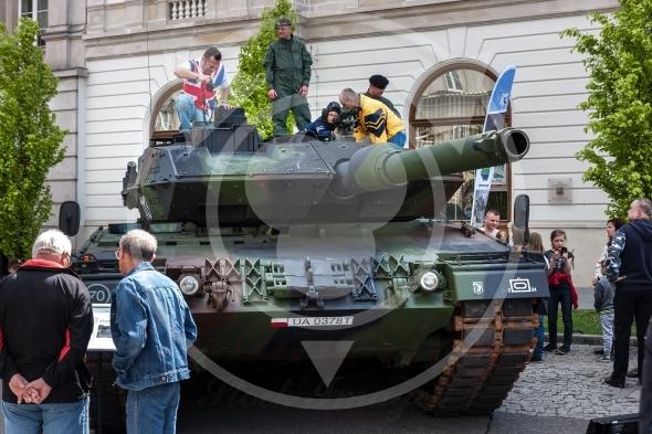 Leopard 2 tank, 2A5 version