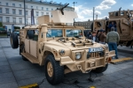 Image of car. Humvee HMMWV m1165 general purpose vehicle