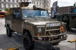 Image of truck. Honker 2000 Skorpion 3, all terrain pick up truck