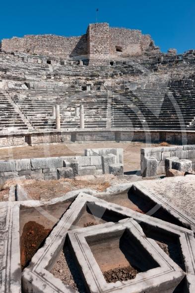 Miletus theater auditorium