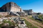 Image of Milet. Ancient Greek theater of Miletus in Turkey