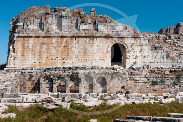 Milet, theater of Miletus