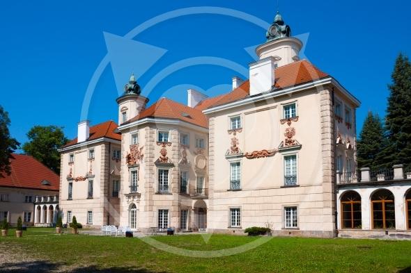 Palace in Otwock Wielki