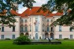 Image of Otwock. Baroque palace in Otwock Wielki