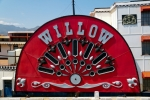 Image of Benalmadena. Paddle steamer wheel – Mississippi Willow