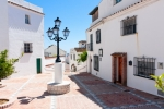 Image of Spain. Mijas Pueblo,  white washed village