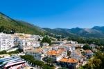Image of Mijas. Mijas town in Malaga Province