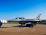Image of f16. F-16 Fighting Falcon
