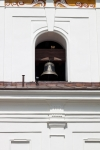 Image of bell. Gate Bell Tower of Suprasl Church