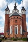Image of monastery. Suprasl