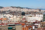 Image of Barcelona. View of  Barcelona