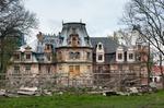 Image of Guzow. Abandoned Palace in Guzow