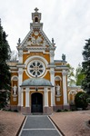Image of chapel. Church of Saint Felix de Valois in Guzow