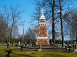Image of cemetery. Cemetery of 1st World War Soldiers in Poland – Orzysz