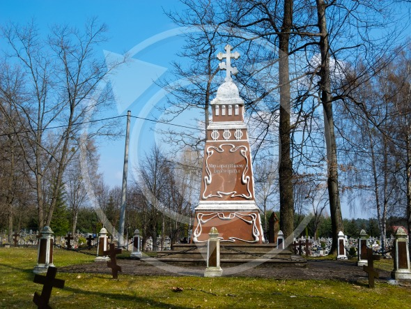 Cemetery of 1st World War Soldiers in Poland – Orzysz