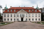 Image of palace. Renaissance and Baroque Palace in Nieborow