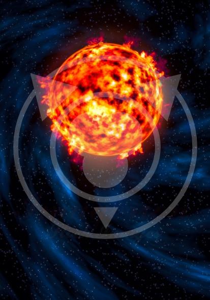 Burning Sun Star