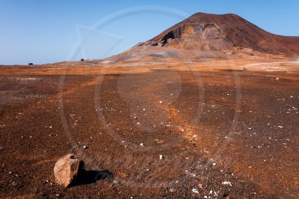 Calhau Volcano, Cabo Verde, Sao Vicente