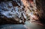 Image of Saklikent. Saklikent Gorge landscape, Turkey