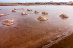 Image of Sal. Salt evaporation mounds, Salinas