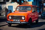 Image of car. Renault 4 TL, retro economy car