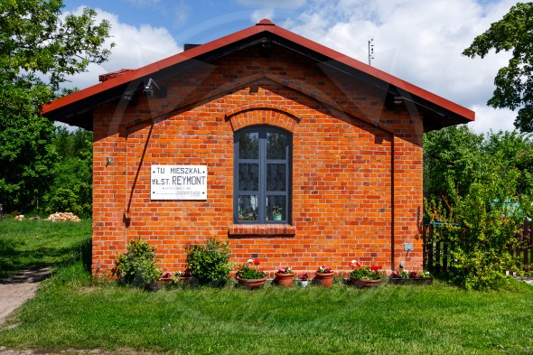 Wladyslaw Reymont house