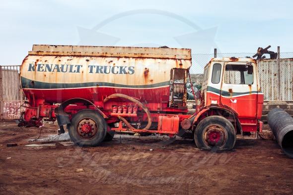 Renault Trucks truck scrap
